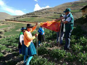 Senasa y productores capacitados logran importantes avances en favor de la agricultura de Huánuco