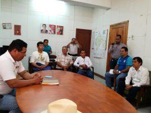 Se reúnen Comité de Gestión Regional Agrario y productores hortícolas de Maynas