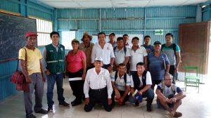 Ucayali - Pequeños productores son capacitados en temas de sanidad animal
