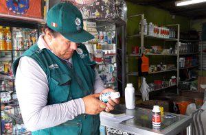 inspeccion a establecimientos