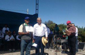 MINAGRI celebra Día del Campesino