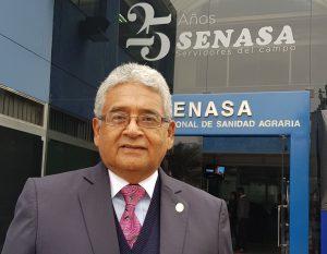 SENASA - Roberto Acosta Galvez