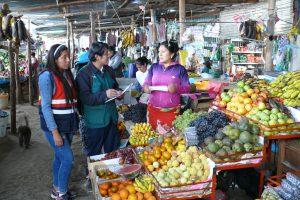 Comerciantes de mercados de Ayacucho obtendrán certificación de puestos saludables