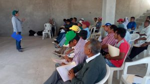 Pequeños productores de mango se benefician con charlas informativas del Senasa