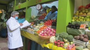 Senasa - Certificarán puestos de venta saludable en mercados de Puno