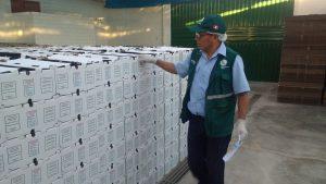 Senasa certifica 15 toneladas de palta Hass para su exportación a Chile