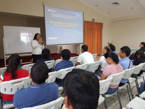Funcionarios de San Martín, Loreto, Ucayali y Amazonas se orientan sobre certificación de puestos de venta saludables