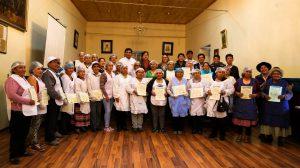 Senasa - Certifican cuarenta puestos de mercados como saludables en Ayacucho