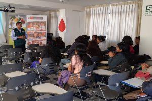 74b760319c Tacna  Capacitación en Buenas Prácticas de Higiene para la ...